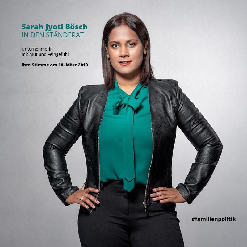 Sarah Bösch in den Ständerat